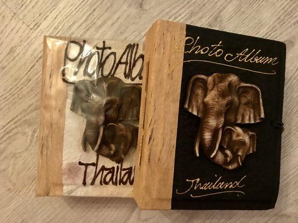 Оригинальный фотоальбом со слоном из Таиланда