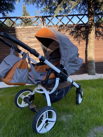 Wózek dziecięcy 3 w 1 bebetto