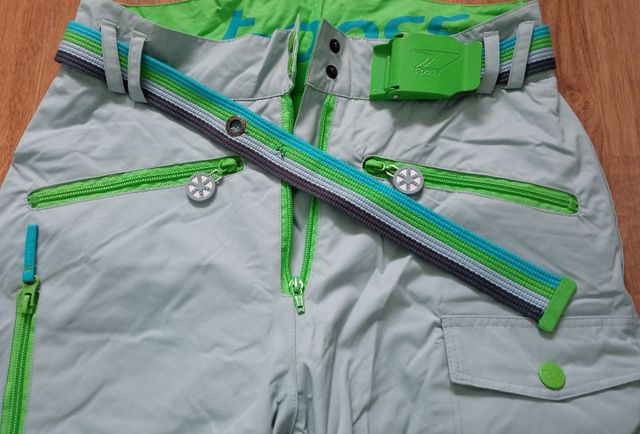 Damskie spodnie narciarskie Trespass roz. xs – nowe