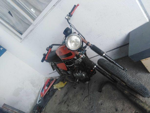 Vendo mota casal 50cc
