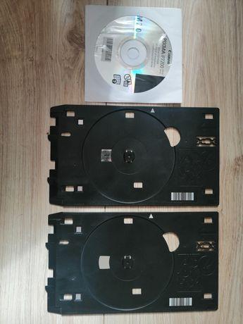 Tacka do nadruku na płytach CD DVD printable canon IP 7250 ip7200 j