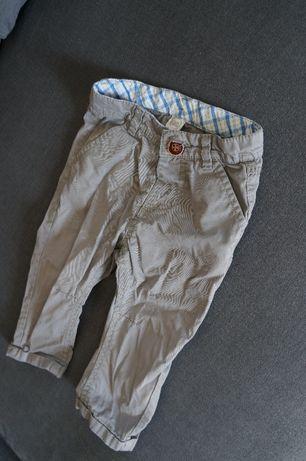 Eleganckie spodnie dla dziecka 74 cool club