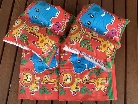 Rękawki do pływania, pływaczki, dla dzieci 3-6 lat, 18-30 kg.