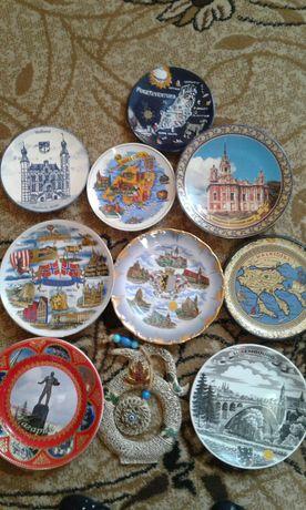 Тарелки декоративные на стену