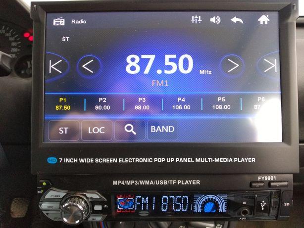 Radio 1din 7cali