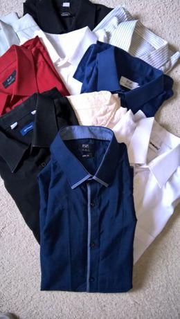 Koszule męskie różne