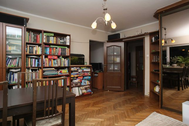 Mieszkanie 48,5 m² tuż przy metrze. Bezpośrednio!