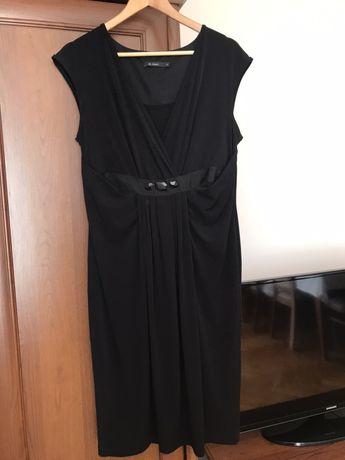 Sukienka monnari 42 +czarne szpilki 38