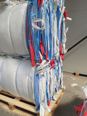 BIG BAG BAGI BEGI używane czyste na zboże owies 500 kg 600 kg 700 kg