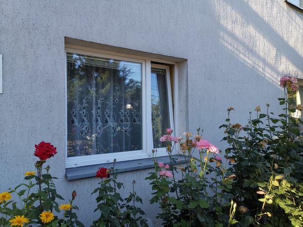 Okno plastikowe z demontażu
