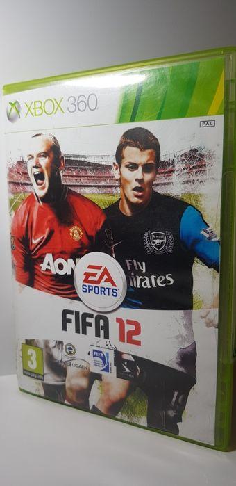 Fifa 12 PL na Xbox 360 Świnoujście - image 1