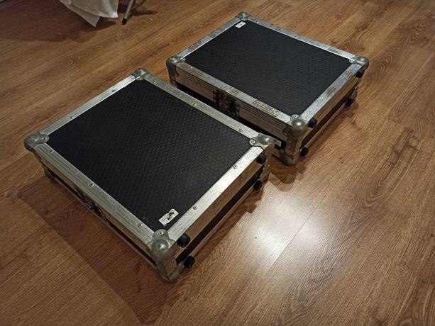 2 szt case do pioneer cdj, xdj, 2000, 850, 1000, denon, reloop