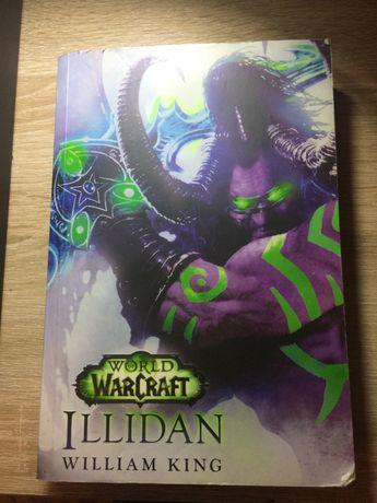 Książka World Of Warcraft Illidan