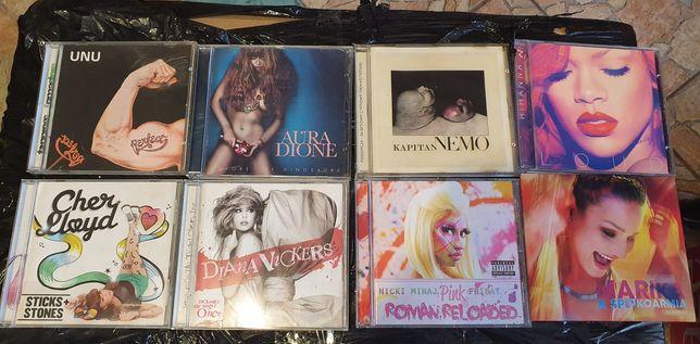 Plyty cd pop rock disco stan bdb