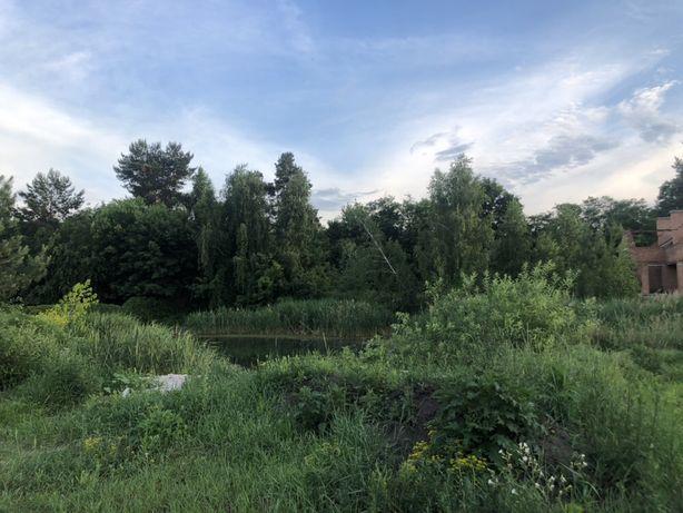 Продам участок с личным озером Козин.
