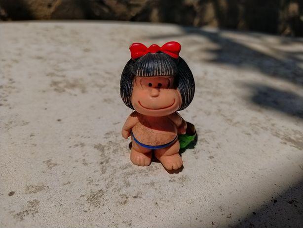 Mafalda na praia anos 80 made in Portugal