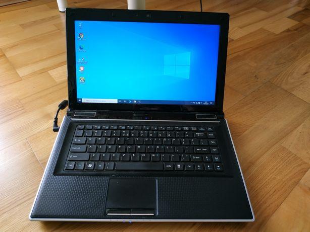 "Laptop MSI i3 4GB 240GB SSD 14"""