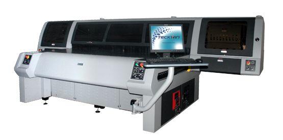 Ploter UV rolowo-stołowy Teckwin TS300