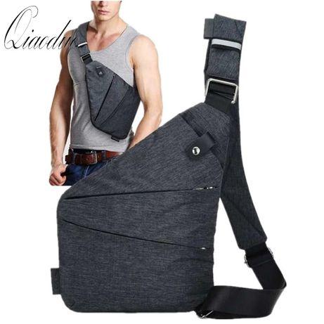 SASZETKA torba na ramię Męska PLECAK różne wzory!!