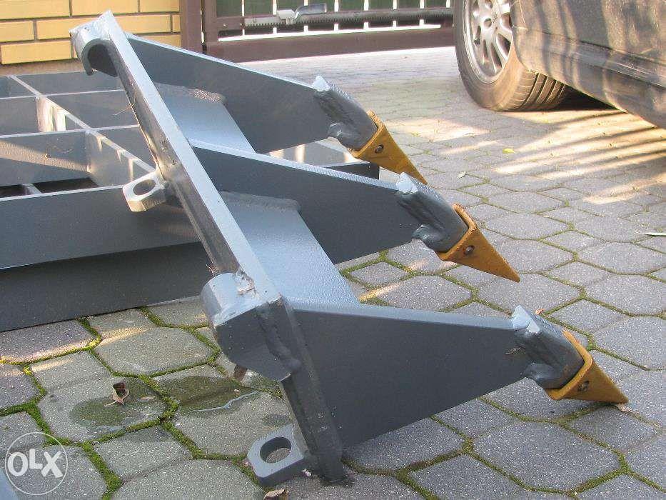 Trójząb- spulchniacz 50 cm, MultiOne, Avant