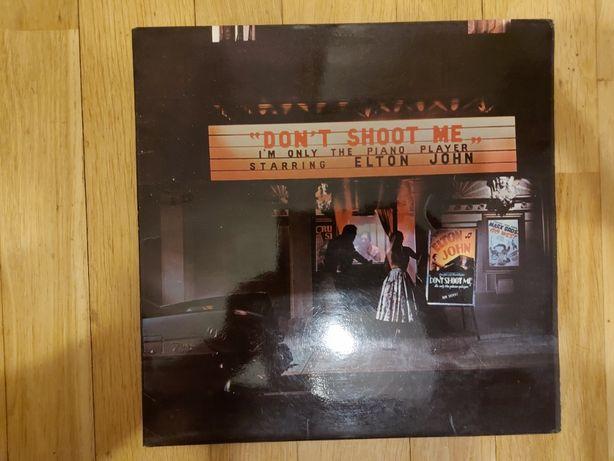 Elton John, Don't Shoot Me, I'm , UK, DJM, 26 Jan 1972, IGŁA-