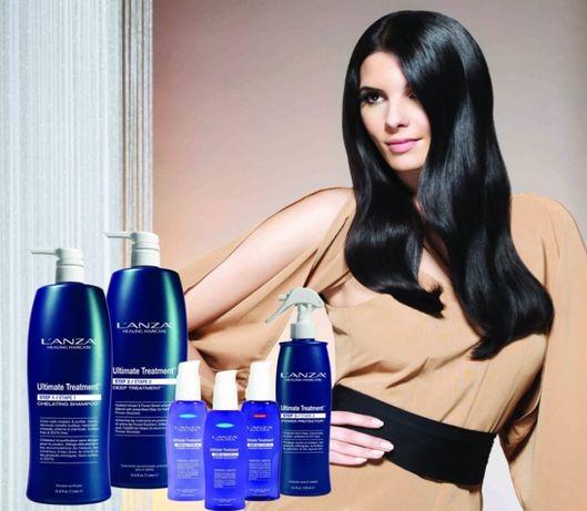 ЛЕЧЕНИЕ LANZA (а Не! выпрямление). Кератиновое восстановление волос