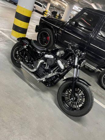 Harley-Davidson Forty Eight 2017