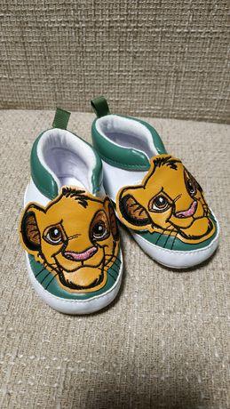Обувь для малыша (стелька 11,5 см)