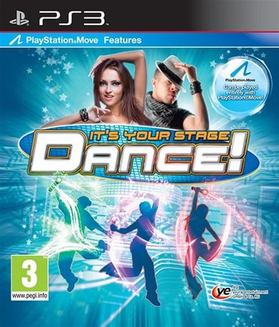 Dance Its Your Stage ps3, MOVE ps3, gra na move sklep