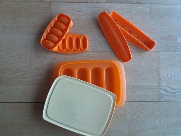 Formas para sushi tupperware