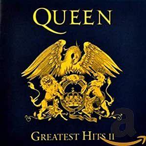 Queen Greatest Hits II CD remaster