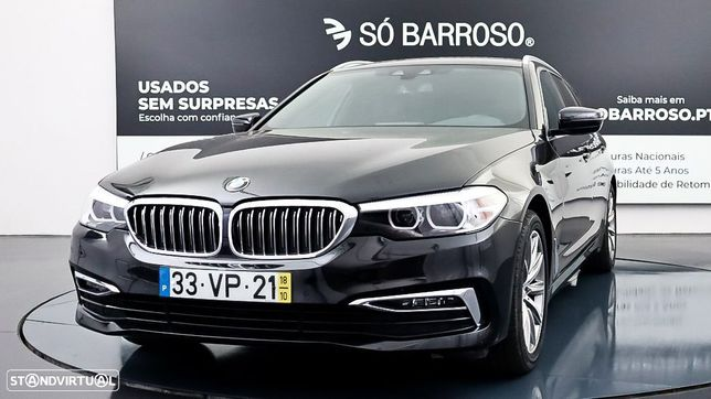 BMW 520 D Touring Luxury Line Auto