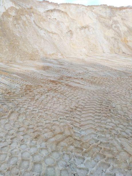 Piasek zasypowy do fundamentów, piasek budowlany, podsyp. Wilanów