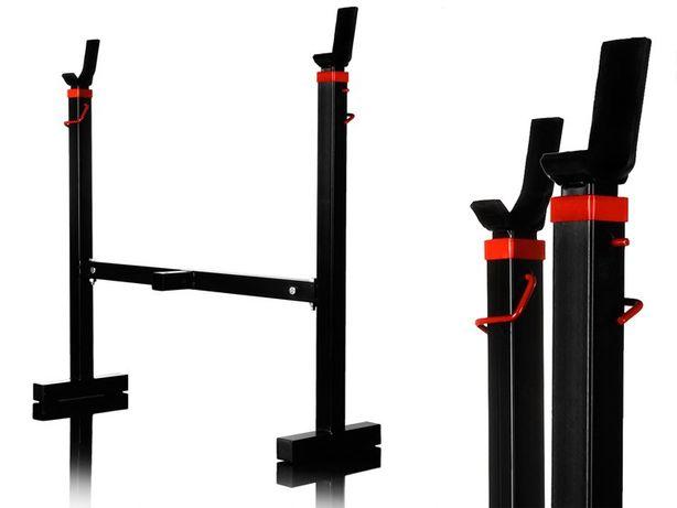 Stojak do ławki Hermoda - konstrukcja z profilu 50x50x2 mm