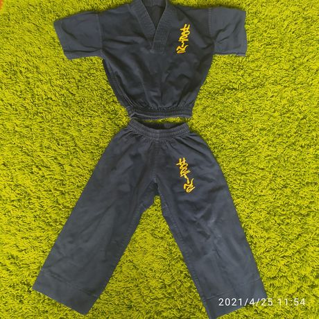 Хортовка, кимоно