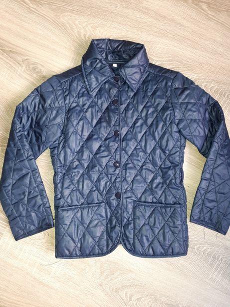 Весняна курточка для дівчинки