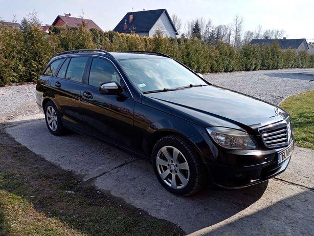 Mercedes c klasa 2.2 cdi kombi