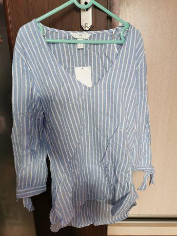 Bluzka koszula h&m. Nowa z metkami