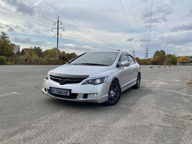 Honda Civic 4d Executive