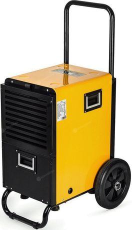 Nagrzewnica gazowa, elektryczna Osuszacz powietrza wynajem. OSUSZANIE