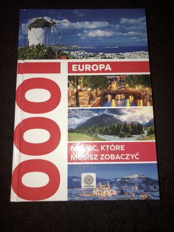 1000 miejsc, które musisz zobaczyć- Europa