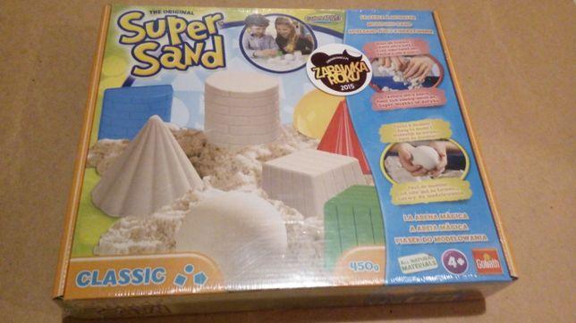 Piasek kinetyczny, Super sand