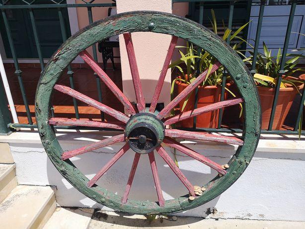 Rodas de Carroça