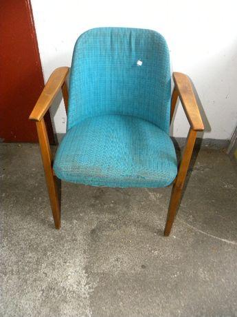 krzesłofotel designe rodem z PRL-u