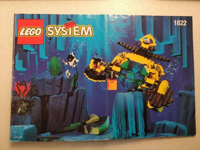 Instrukcja LEGO 1822 Poznań - image 1