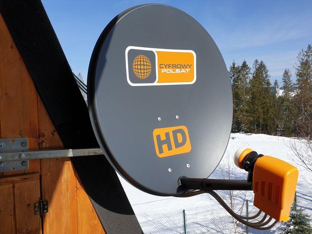 Antena Montażu Serwisu