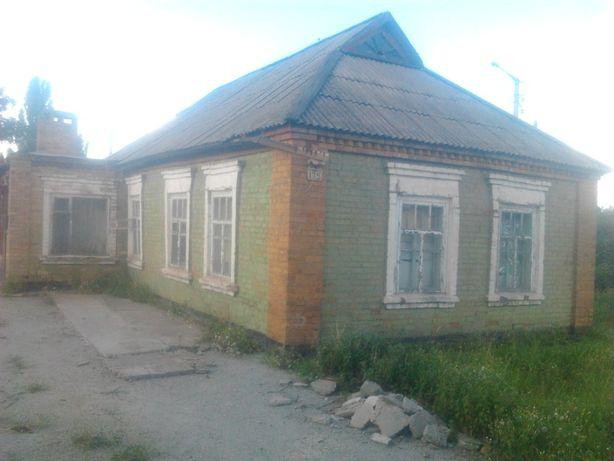 продам-обмен домик с участком красная линия под жилье бизнес