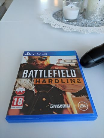 Battlefield Hardline PS4 PL