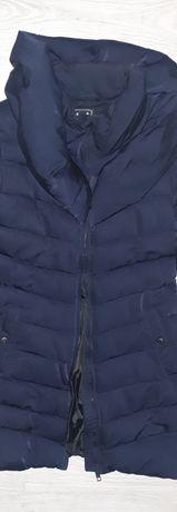 Sprzedam granatowa kurtkę zimową
