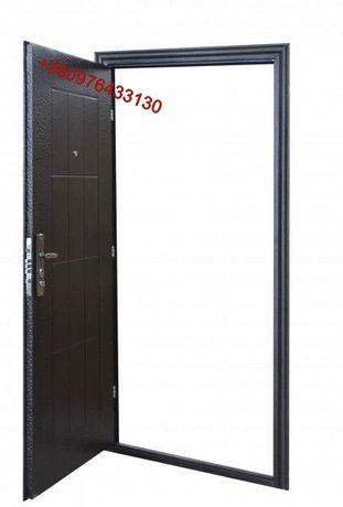 Двери входные эконом вариант двері вхідні економ